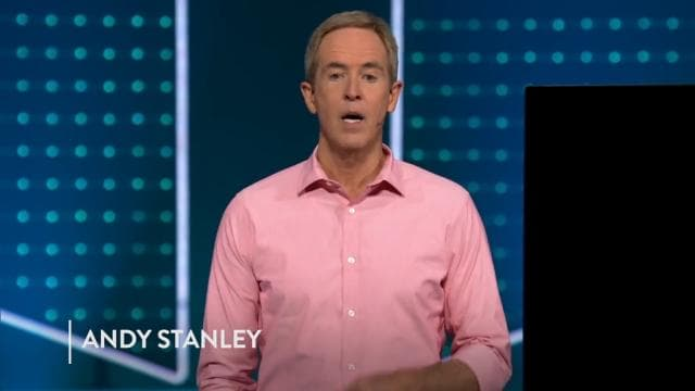 Andy Stanley - Don't Settle For Christian