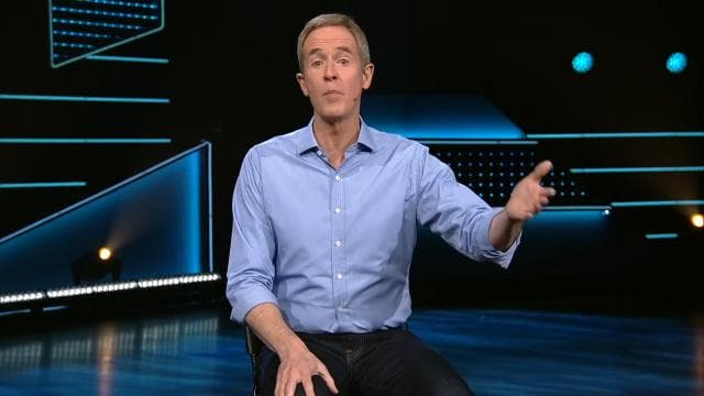 Andy Stanley - When Fear Impacts Your Faith