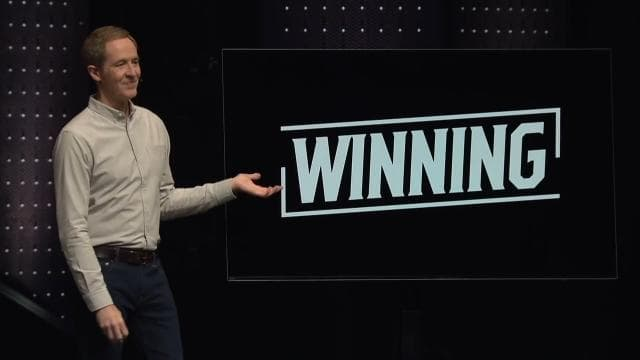 Andy Stanley - Winning