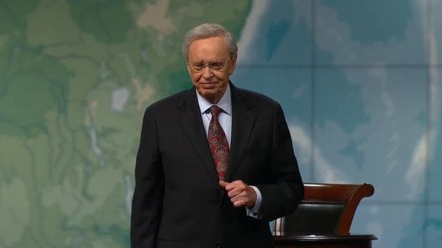 Charles Stanley - A Call For Courage