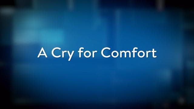 Charles Stanley - A Cry For Comfort