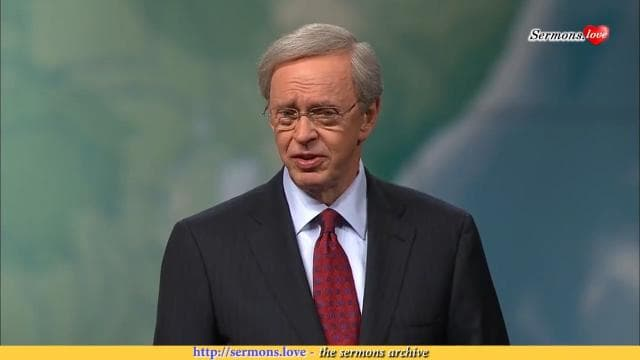 Charles Stanley - A Life of Obedience