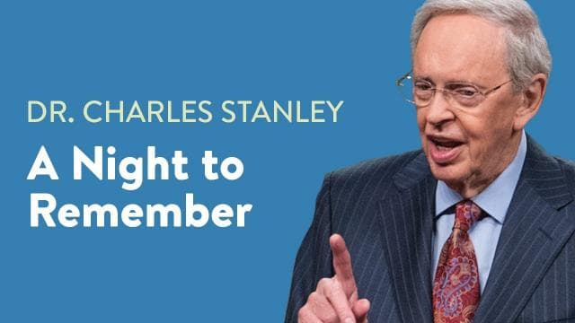 Charles Stanley - A Night to Remember