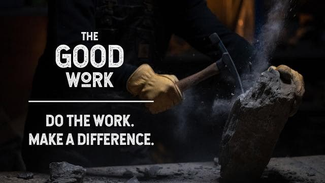 Craig Groeschel - Do the Work. Make a Difference