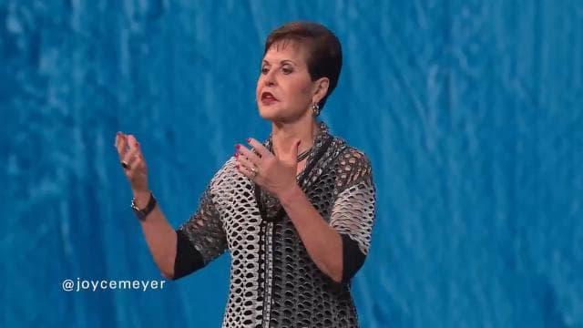 Joyce Meyer - 7 Ways The Devil Tries To Deceive People