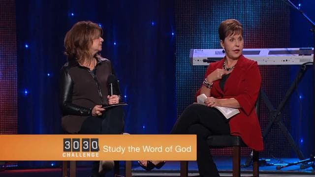 Joyce Meyer - 3030 Challenge Questions And Answers