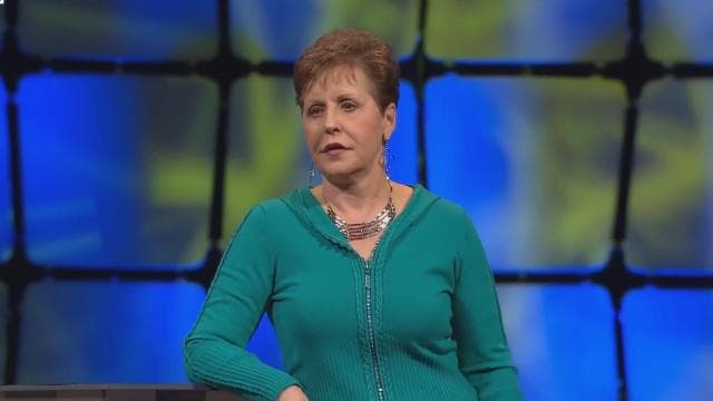 Joyce Meyer - An Attitude Of Trust And Patience