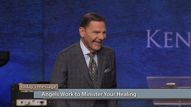 Kenneth Copeland - Angels Work to Minister Your Healing