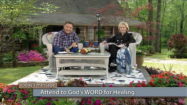 Kenneth Copeland - Attend to God's Word for Healing