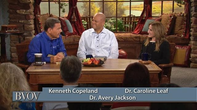 Kenneth Copeland - Believe In God's Love For The Total Peace: Spirit, Soul And Body