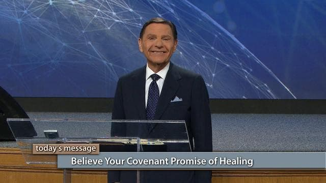 Kenneth Copeland - Believe Your Covenant Promise Of Healing