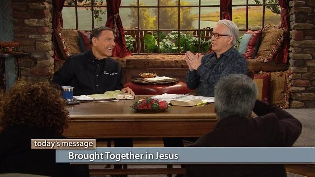 Kenneth Copeland - Brought Together In Jesus