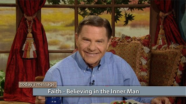 Kenneth Copeland - Believing in the Inner Man