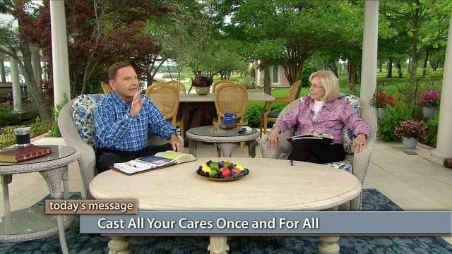 Kenneth Copeland - Cast All Your Cares Once And For All