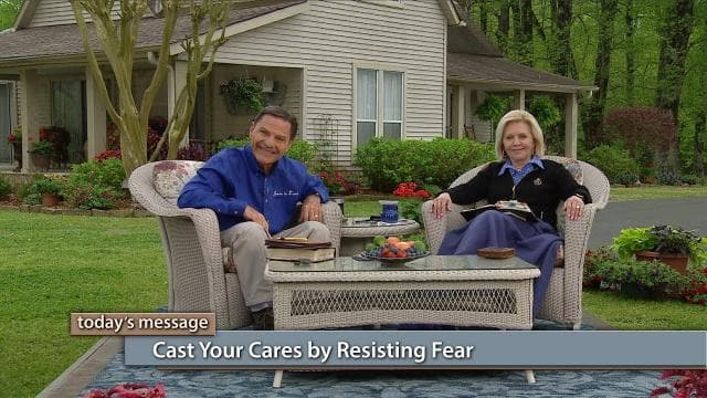 Kenneth Copeland - Cast Your Cares by Resisting Fear