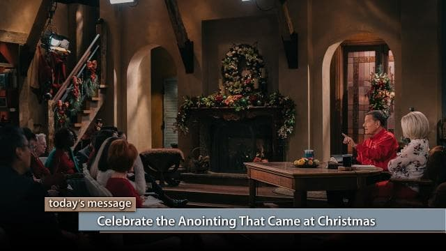 Kenneth Copeland - Celebrate the Anointing That Came at Christmas