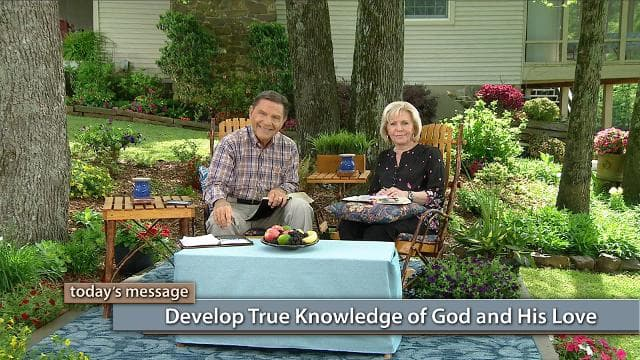 Kenneth Copeland - Develop True Knowledge of God and His Love