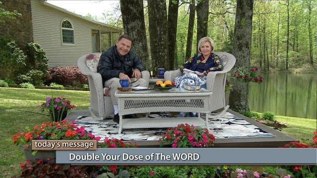 Kenneth Copeland - Double Your Dose of The Word