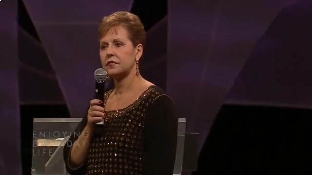 Joyce Meyer - Be Determined