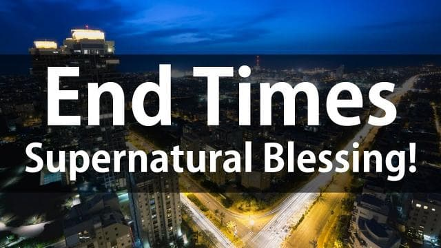 Sid Roth - End Times Supernatural Blessing