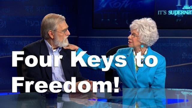 Sid Roth - Four Keys to Freedom