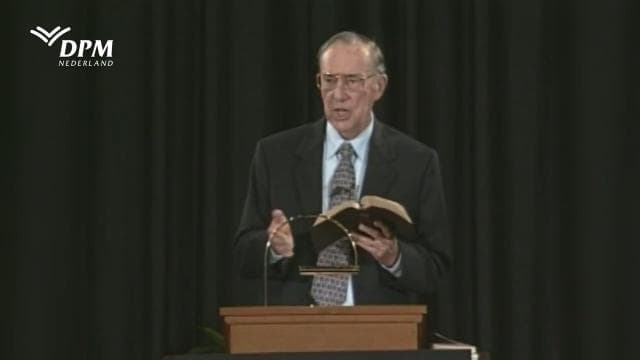 Derek Prince - Judgment Must Begin at God's House