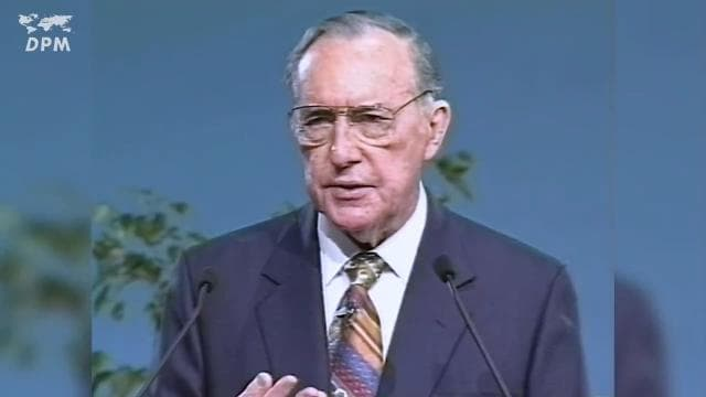 Derek Prince - 4 Steps To Lay Jesus As Foundation In Your Life