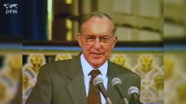 Derek Prince - An Essential Part In Our Preparation For Jesus' Return