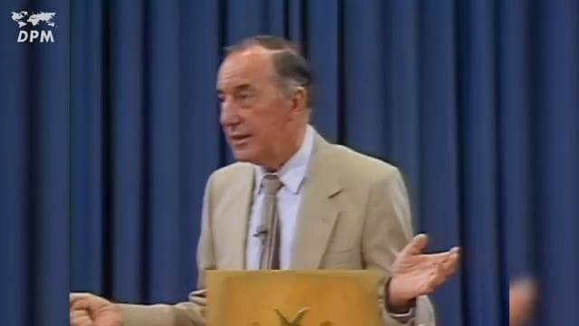 Derek Prince - Are You (Unknowingly) Cursing People? Don't Curse Someone In Ignorance!