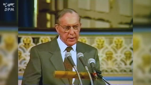 Derek Prince - Are You Living A Life Of Holiness?