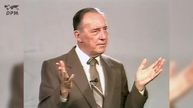 Derek Prince - Be Clothed With Humility