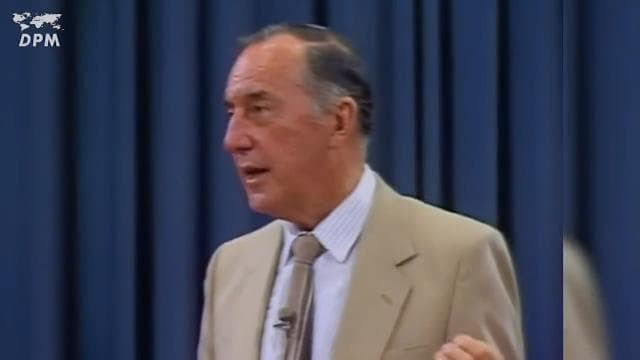 Derek Prince - By Unscriptural Covenants (Such As Freemasonry) You Can Bring A Curse Upon Your Family
