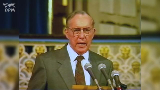 Derek Prince - Can A Pessimist Become An Optimist?