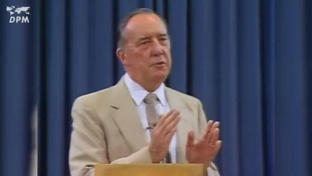 Derek Prince - Curses Can Be A Barrier To God's Blessing For People