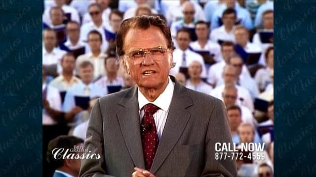 Billy Graham - Sowing and Reaping