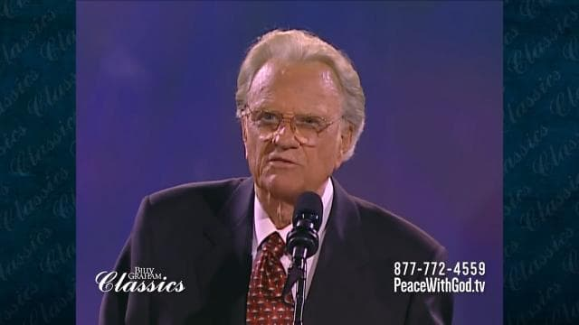 Billy Graham - The Hope of the World