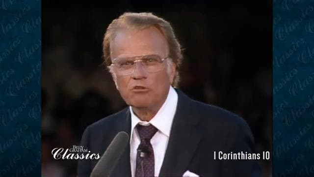 Billy Graham - The Power of a Positive No