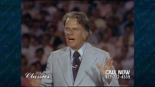 Billy Graham - You Are Called to Minister