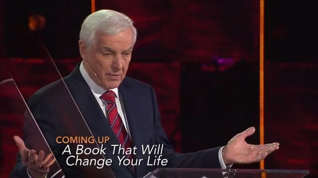 David Jeremiah - A Book That Will Change Your Life