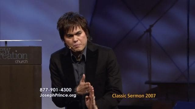 #029 Joseph Prince - The Link Between Righteousness And Health