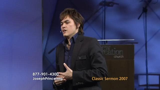 #046 Joseph Prince - The Spirit's Rivers Of Provision And Healing