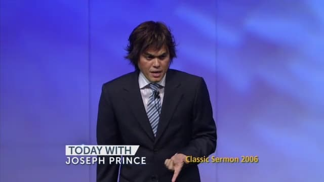 #083 Joseph Prince - Grace Flows In Worry-Free Areas Of Your Life