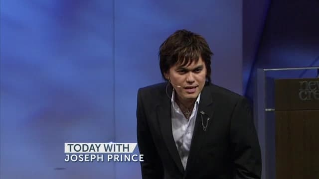 #091 Joseph Prince - Blessed Through Your Perfect High Priest