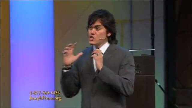 #095 Joseph Prince - Becoming Unshakable In Times Of Shaking - Part 1