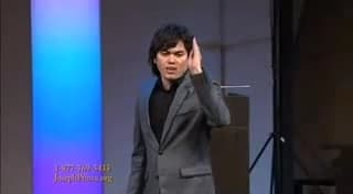 #096 Joseph Prince - Will God Still Help Us With Troubles Of Our Own Making?
