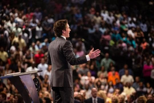 Joel Osteen - Depositing Good Things