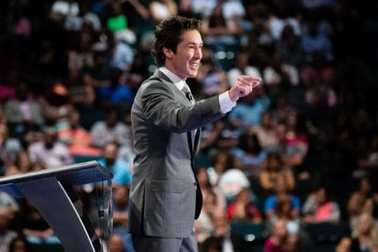 Joel Osteen - Make Room For Increase
