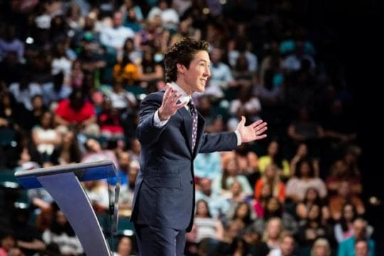 Joel Osteen - You've Been Framed