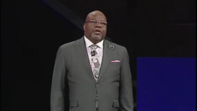 TD Jakes - A Crumb For A Crisis