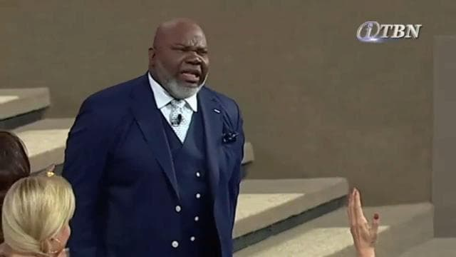 TD Jakes - A Fight for the Territory